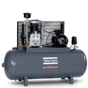 Kompresor ATLAS COPCO AC100E-500 11 bara