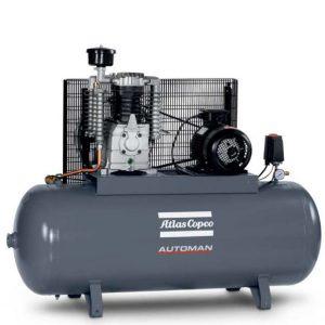 Kompresor ATLAS COPCO AC40E-200 11 bara